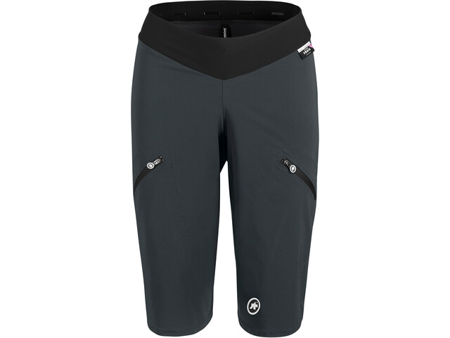 assos Trail Cargo Shorts Dames, torpedo grey